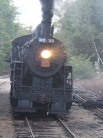 Conway, New Hampshire ,Steam Train