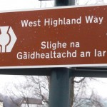 gaelic english sign scotland